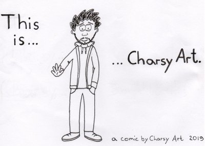 Das ist Charsy.
