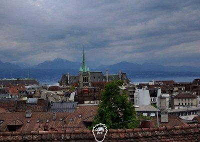 ...Sondern auch ein wunderschönes Schweizer Städtchen...