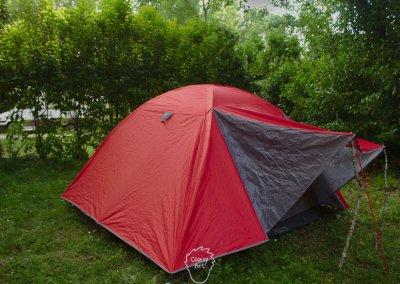 Hier kann ich auch ungestört mein Zelt aufbauen...