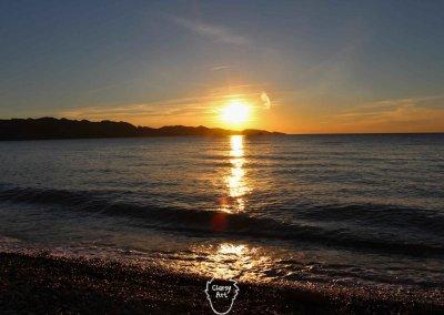 ... Auf Korsika:)