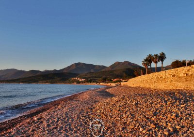 Sogar ein kleiner Ausflug auf die viertgrößte Mittelmeerinsel war dabei...