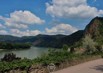 ... Bis zu den wunderschönen Streckenabschnitten in Oberösterreich.