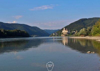 ... Und der Donau selbst :)